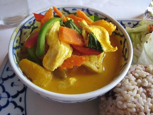 Siamese Kitchen San Carlos Menu