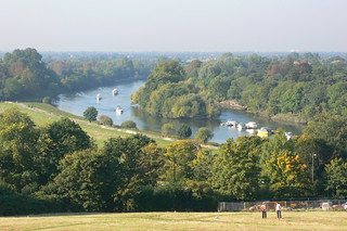 View from Richmond Hill | by heatheronhertravels