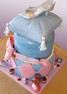 Cinderella cake | by Tuff Cookie cakes by Sylvia