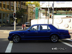 Bentley Arnage T Mulliner | by celsydney
