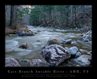 East Branch Ausable River | by Mountain Visions