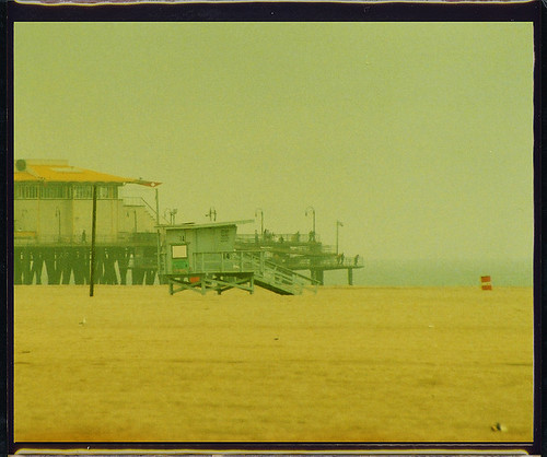 santa monica beach | march 2000 | by A Midwest Girl