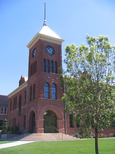 Coconino County Courthouse, Flagstaff, Arizona | by ConspiracyofHappiness