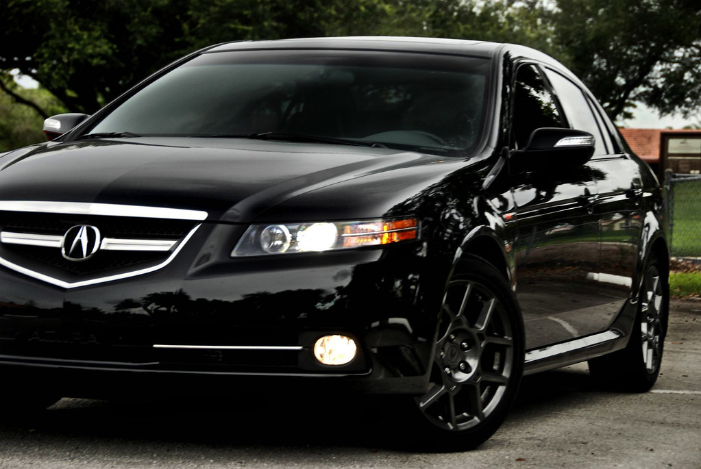 Acura Tl Type S By F1photography Net