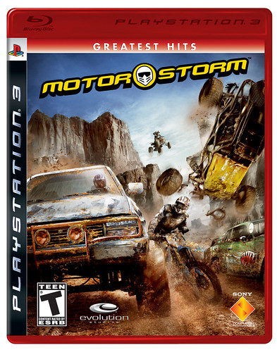 PS3 Greatest Hits MotorStorm | by PlayStation.Blog