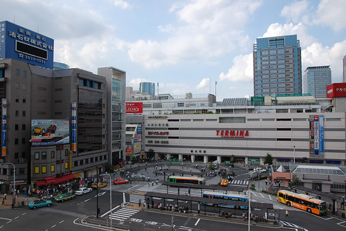 Kinshicho Station