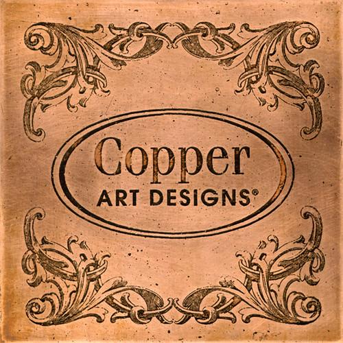 Natural Copper Art 107