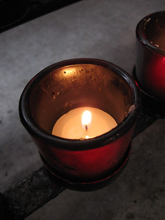 In Memory of Jamie and Newtown- Votive Candle St. Paul's Chapel | by Puzzler4879