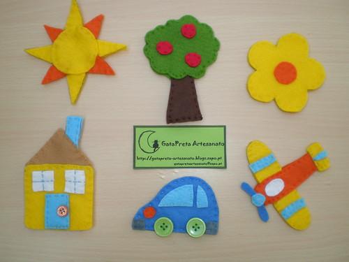 Armario Guarda Volume De Aço ~ Feltros quarto infantil Uma encomenda para decorar um quar u2026 Flickr