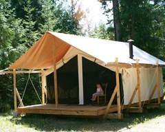 Canvas Wall Tent Photo Gallery 24 Colorado Yurt Company