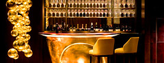 wine bar at adour | by hudson_jeans