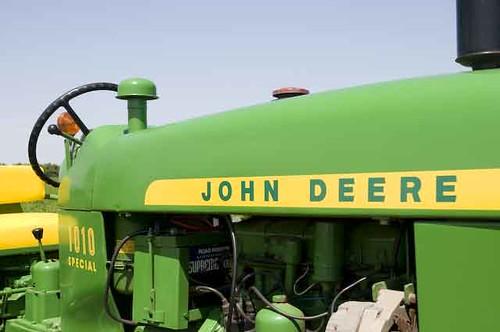 1962 John Deere 1010 : Diesel special g john