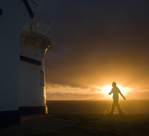 lighthouse keeper | by natandhayley