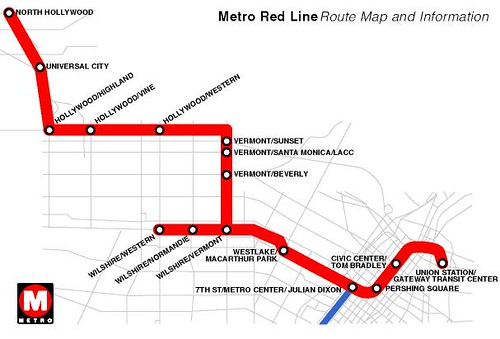 metro   red line map 1 | Lincoln Heights Duo | Flickr