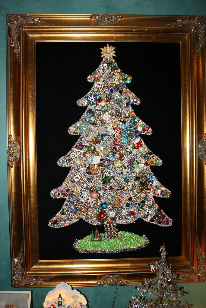 Jewelry Christmas Tree | Heidi Ponagai | Flickr