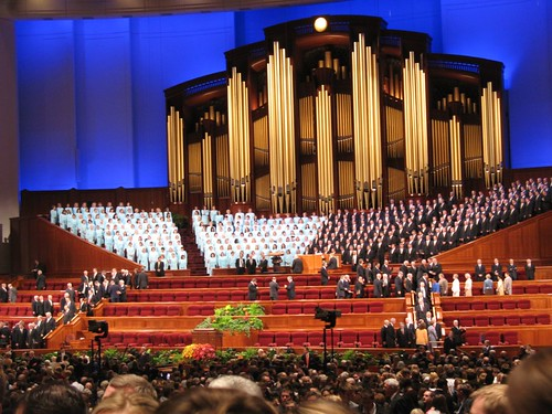 LDS Conference Center | by whistlepunch
