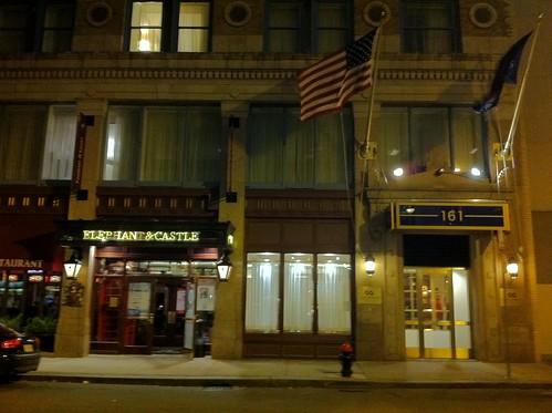 Club Quarters Hotel World Trade Center New York City