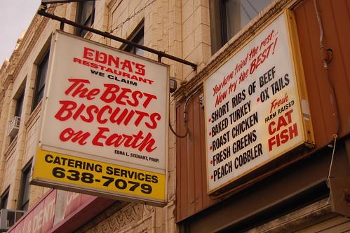 Edna Restaurant Chicago