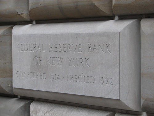 Federal Reserve Bank of New York Building | by epicharmus