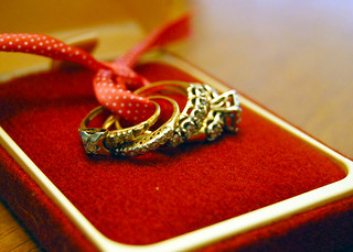 Grandmamma's Rings | by Valerie's Genealogy Photos
