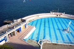 Plymouth Hoe: Tinside Pool | by yellow book