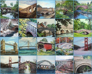 Bridge Collection 1-20 | by canvasreflections