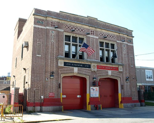 E290 FDNY Firehouse Engine 290 & Ladder 103, East New York, Brooklyn, New York City | by jag9889