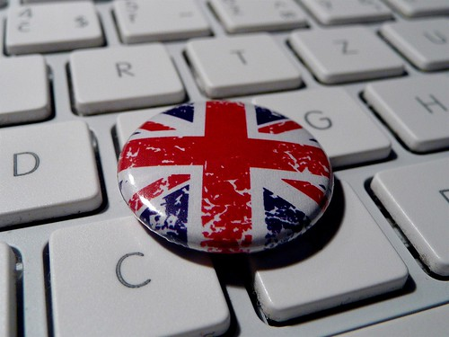 Union Jack button - grunge | by ntr23