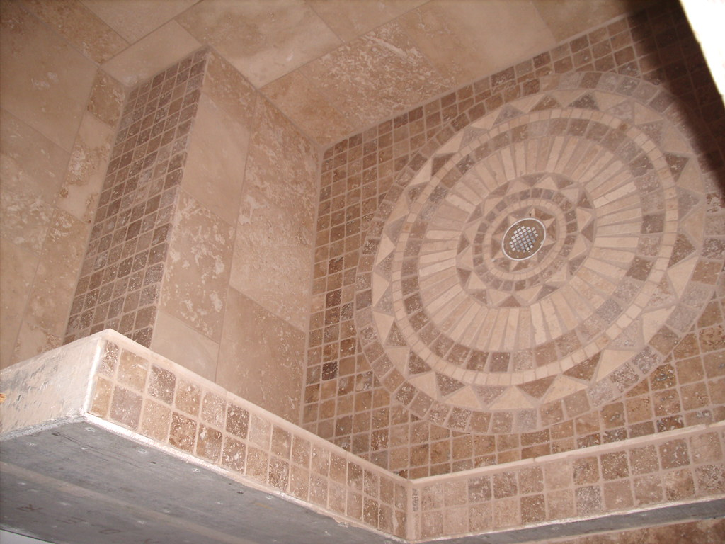 ... Tile Shower Floor | By Kilgore Custom Designs