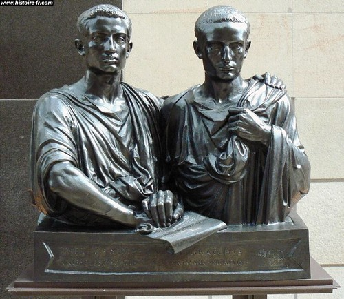the life of tiberius gracchus Tiberius and gaius sempronius gracchus facts: tiberius sempronius (ca 163-133 bc) and gaius sempronius (ca 154-121 bc) gracchus, commonly known as the gracchi, were roman political reformers who, through their use of the plebeian tribunate, set roman politics on a course.