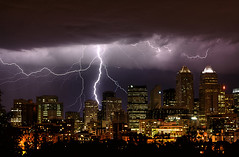Calgary Stampede Lightning Well It S The Last Day Of