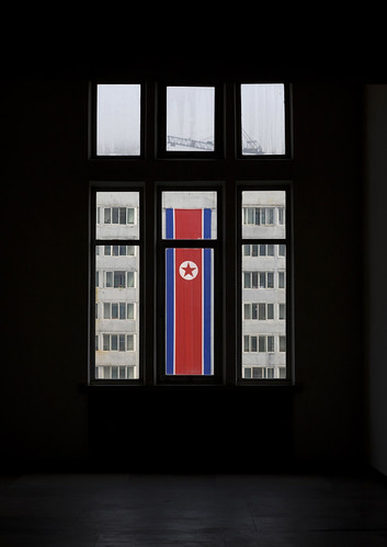 A room with a view - North Korea | by Eric Lafforgue