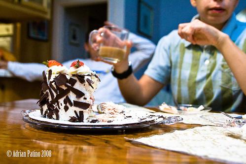 Chocolate Cake Explosion