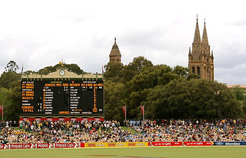 Adelaide Oval Scoreboard, Adelaide _2693ps | by Rikx