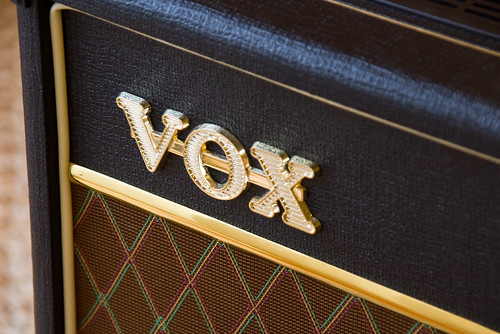 Vox AC15 | by Brian Wahl