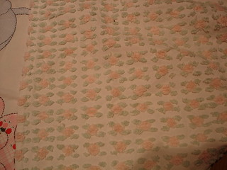 30's chenille quilt back - vintage | by aviva_hadas (Amy)