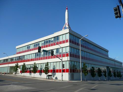 Twa Headquarters Kansas City