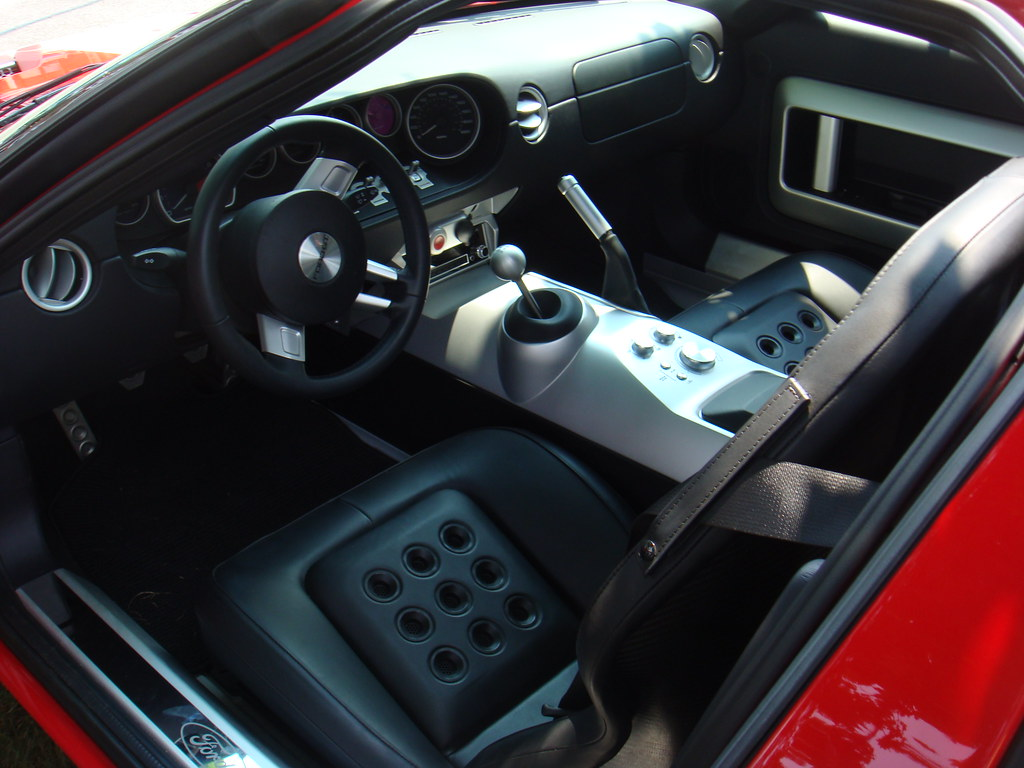 Ford Gt Interior By Beautyseeer Ford Gt Interior By Beautyseeer