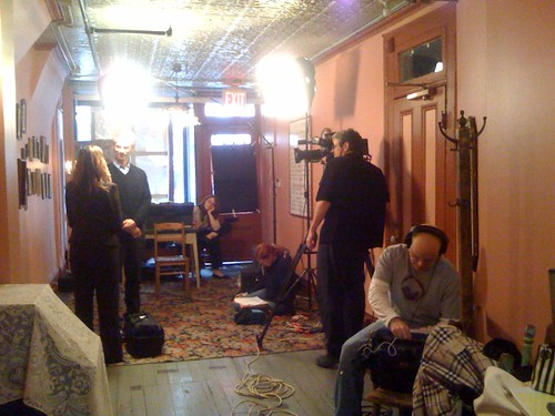 History Detectives shoot at the LES Tenement Museum | by c-weiss