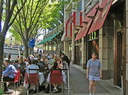 Restaurants Near Bethesda Landmark Theater