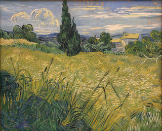 Vincent van Gogh - Green Corn | by ahisgett