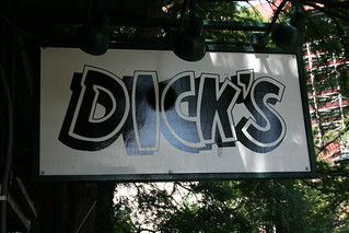 Dick's Last Resort | by three pence