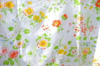 Vintage Fabric2 | by Garden Hoe