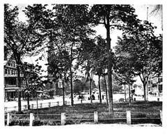 Central Square (North Side) of Keene NH | by Keene and Cheshire County (NH) Historical Photos