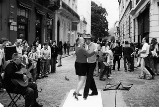 Tango in the street, Buenos Aires | by jafsegal (Thanks for the 2,5 million views)