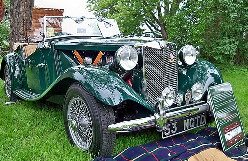 Swetland Homestead Car Show