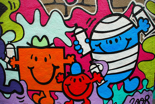 Mr Men | by geoftheref