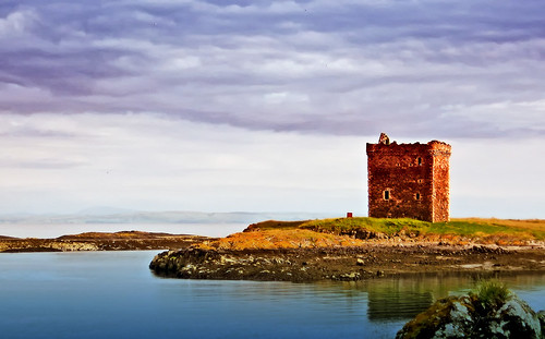 Wee Cumbrae Castle | by edowds