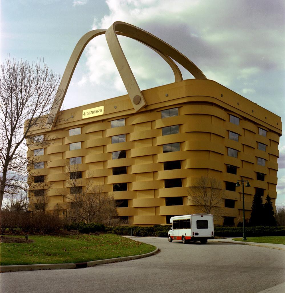 longaberger office building wood longaberger basket building by hassle glad in newark ohio flickr