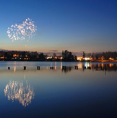 4th of July, Silver Lake, Everett Washington | by MitRebuad